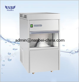 50kg/24h snow flake ice maker